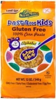 Sam Mills Kids Alphabet Pasta Shapes (300g)