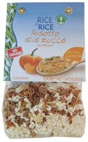 Risotto With Pumpkin - Ready For Cooking