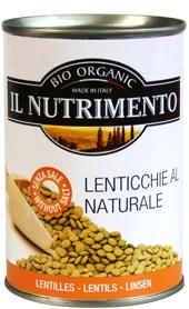 Tinned Lentils