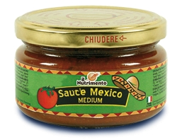 Mexican Sauce - medium strength