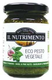Eco-pesto - Without Cheese (Gluten Free)