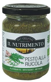 Rocket Pesto - Pesto Alla Rucola (Gluten Free)