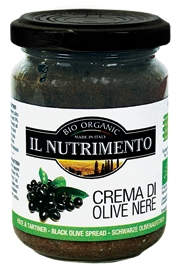 Black Olive Spread