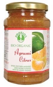 Mix Citrus Marmalade Spread