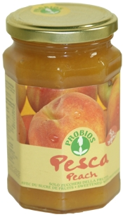 Peach Fruit Spread