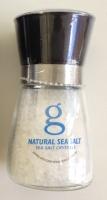 Refillable Glass Grinder - Sea Salt (Medium - 180g)